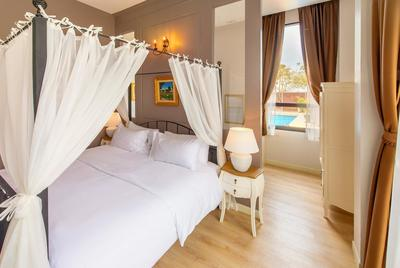 Farmhouse hotel Ranong suite room